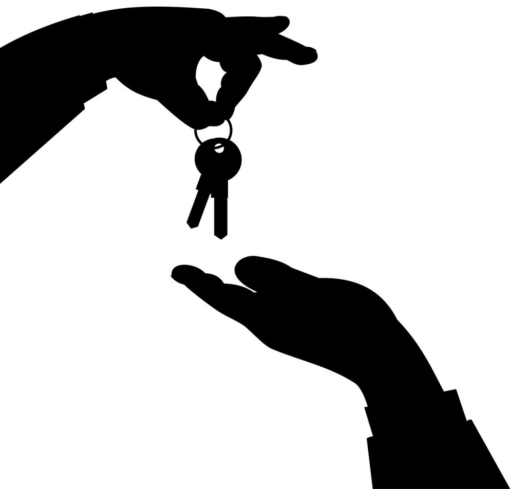 housemate-keys